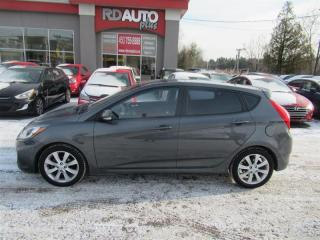 Used 2013 Hyundai Accent 5DR HB AUTO GLS for sale in Notre-Dame-Des-Prairies, QC