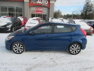 Used 2015 Hyundai Accent 5DR HB AUTO SE for sale in Notre-Dame-Des-Prairies, QC