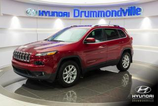 Used 2015 Jeep Cherokee NORTH + GARANTIE + MAGS + CAMERA + WOW for sale in Drummondville, QC