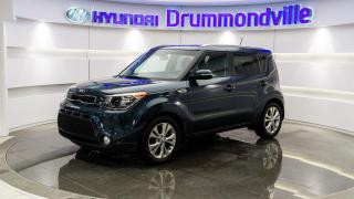 Used 2015 Kia Soul EX + GARANTIE + CRUISE + BLUETOOTH + WOW for sale in Drummondville, QC