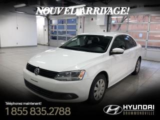 Used 2014 Volkswagen Jetta TDI COMFORTLINE + GARANTIE + WOW ! for sale in Drummondville, QC