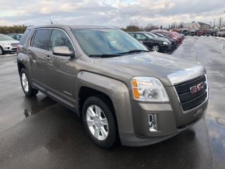 Used 2011 GMC Terrain SLE-1 AWD for sale in Lévis, QC