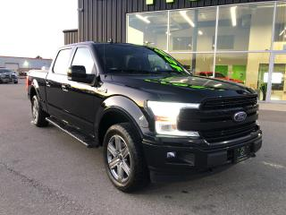Used 2018 Ford F-150 Lariat, Sunroof, Power Tailgate, New Front Brakes for sale in Ingersoll, ON