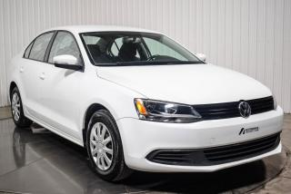 Used 2014 Volkswagen Jetta TRENDLINE PLUS A/C SIEGE CHAUFFANT for sale in St-Hubert, QC