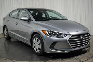 Used 2017 Hyundai Elantra LE A/C BLUETOOTH for sale in Île-Perrot, QC