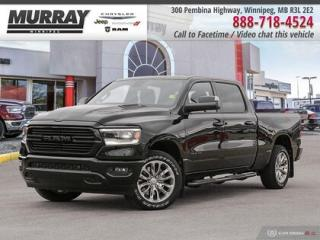 New 2019 RAM 1500 Sport * TRAILER TOW GROUP   REMOTE START   FRONT & for sale in Winnipeg, MB