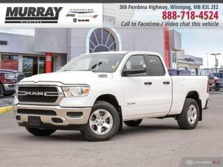 New 2019 RAM 1500 Tradesman * TRAILER TOW GROUP   SIRIUSXM SATELLITE for sale in Winnipeg, MB