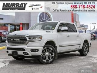 New 2019 RAM 1500 ****DEMO SPECIAL**** Limited   12 inch Touchscreen for sale in Winnipeg, MB