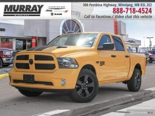 New 2019 RAM 1500 Classic Express *Bkp Cam/Locking Tailgate/Bluetooth* for sale in Winnipeg, MB