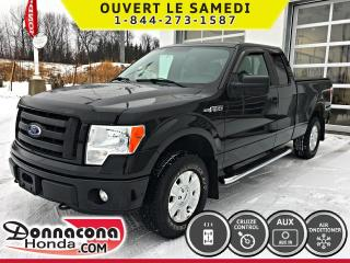 Used 2011 Ford F-150 CABINE SUPER *STX* 3.7L 6 CYL. for sale in Donnacona, QC