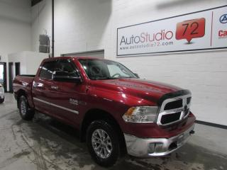 Used 2015 RAM 1500 SLT 3.0L ECODIESEL **4X4**CREW**MAGS**CA for sale in Mirabel, QC
