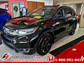 Used 2019 Honda CR-V Touring Traction intégrale for sale in Sorel-Tracy, QC