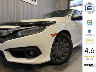 Used 2016 Honda Civic Touring 4 portes CVT for sale in St-Hyacinthe, QC