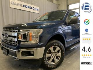 Used 2018 Ford F-150 CABINE DOUBLE | XTR | 4x4 for sale in St-Hyacinthe, QC