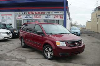 Used 2008 Dodge Grand Caravan SE Low Km for sale in Toronto, ON