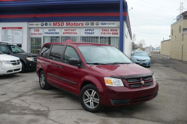 2008 Dodge Grand Caravan SE Low Km