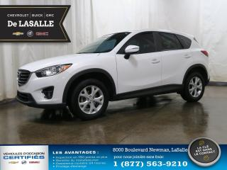 Used 2016 Mazda CX-5 GS, AWD CAMERA GS, AWD CAMERA for sale in Lasalle, QC