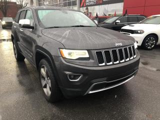 Used 2016 Jeep Grand Cherokee 4x4 , 4 portes, Limited for sale in St-Hyacinthe, QC