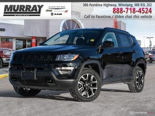 New 2020 Jeep Compass Sport *Cold weather pkg   Bkp Cam*- $173 Biweekly* for sale in Winnipeg, MB