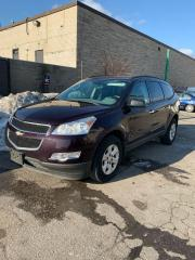 Used 2010 Chevrolet Traverse LS for sale in Scarborough, ON