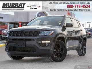 New 2020 Jeep Compass North *Sunroof   NAV   Remote Start*- $209 B/W* for sale in Winnipeg, MB