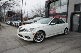 Used 2010 Mercedes-Benz C-Class C 350 berline 4 portes 4MATIC for sale in Laval, QC