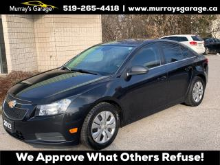 Used 2012 Chevrolet Cruze 2LS for sale in Guelph, ON