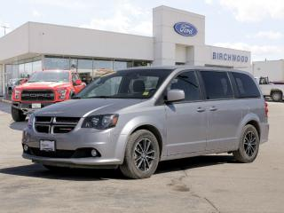 Used 2019 Dodge Grand Caravan GT Loaded | CleanCarFax | Leather | RearAC for sale in Winnipeg, MB