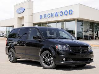 Used 2018 Dodge Grand Caravan GT RearCam | Htd Pwr Sts | Pwr Liftgate for sale in Winnipeg, MB