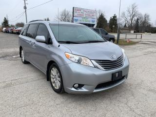 Used 2011 Toyota Sienna XLE for sale in Komoka, ON