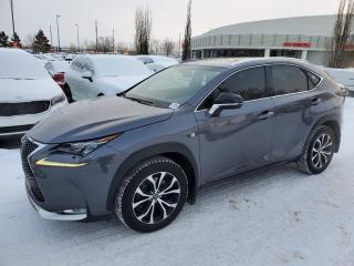Used 2016 Lexus NX 200t 200T; AWD, LEATHER, NAVI, BACKUP CAM, HEATED SEATS AND MORE for sale in Edmonton, AB