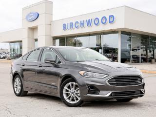 Used 2019 Ford Fusion Hybrid SEL for sale in Winnipeg, MB