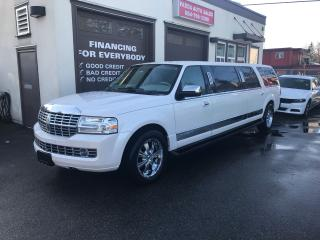 Used 2011 Lincoln Navigator Limousine *SOLD* for sale in Abbotsford, BC