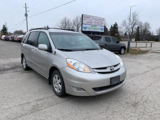 Used 2008 Toyota Sienna LE for sale in Komoka, ON