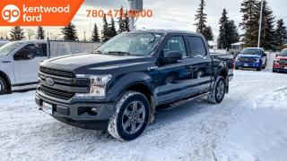 New 2020 Ford F-150 LARIAT 502A, 4X4 Supercrew, 3.5L Ecoboost, Auto Start/Stop, Heated/Cooled Seats, Heated Steering Wheel, Lane Keeping System, Pre-Collision Assist, Rear View Camera, Remote Keyless Entry/Keypad, Naviga for sale in Edmonton, AB