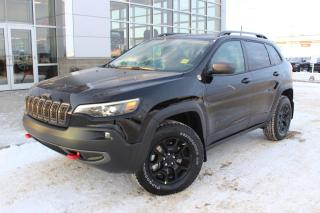 New 2020 Jeep Cherokee Trailhawk Elite for sale in Peace River, AB