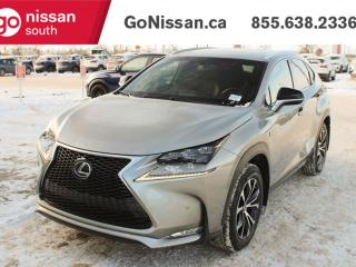 Used 2016 Lexus NX 200t BACK UP CAMERA NAVIGATION LEATHER HEATED SEATS for sale in Edmonton, AB