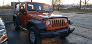 Used 2011 Jeep Wrangler SPORT for sale in Hamilton, ON