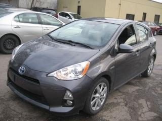 Used 2013 Toyota Prius c Technology for sale in Scarborough, ON