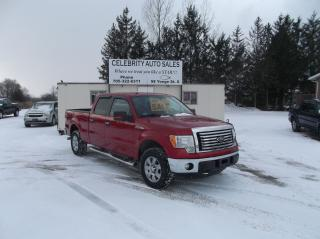 Used 2012 Ford F-150 XLT XTR 4X4 4 DOOR for sale in Elmvale, ON