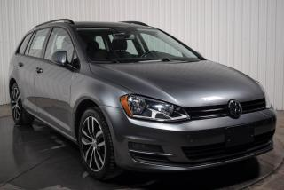 Used 2017 Volkswagen Golf Sportwagen HIGHLINE SPORT WAGON AWD CUIR TOIT PANO for sale in St-Hubert, QC