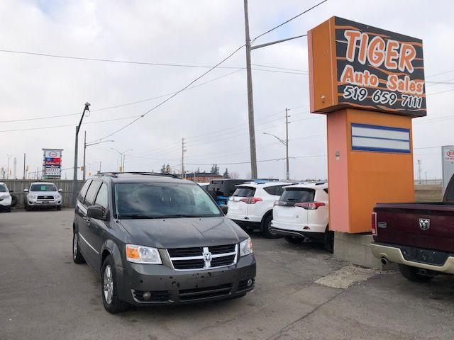 2010 Dodge Grand Caravan SXT**STOWNGO**ALLOYS**DRIVES GREAT**AS IS SPECIAL