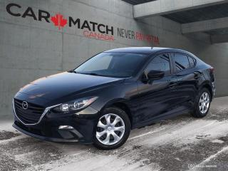 Used 2015 Mazda MAZDA3 GX / AC / *AUTO* / ONLY 81352 KM for sale in Cambridge, ON