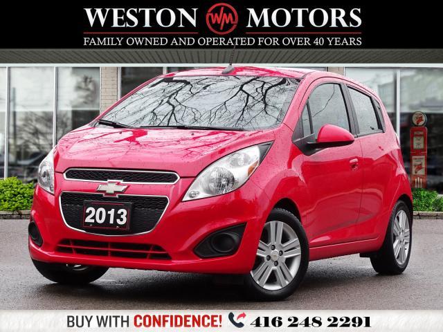 2013 Chevrolet Spark LS*CERTIFIED!!*