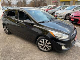 Used 2015 Hyundai Accent SE/ AUTO/ SUNROOF/ PWR GROUP/ ALLOYS/ TINTED! for sale in Scarborough, ON