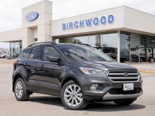 New 2019 Ford Escape SEL NAV | SunStyle Pkg | PanoRoof for sale in Winnipeg, MB