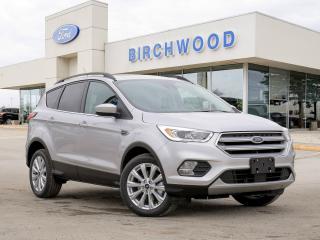 New 2019 Ford Escape SEL SafeSmart, SunStyle Pkgs | NAV | PanoRoof for sale in Winnipeg, MB