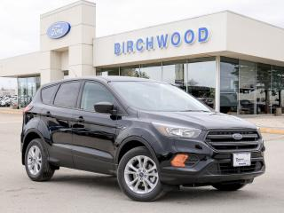 New 2019 Ford Escape S GREAT VALUE! SYMC | REAR CAMERA for sale in Winnipeg, MB
