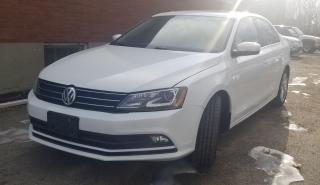 Used 2016 Volkswagen Jetta for sale in Brampton, ON