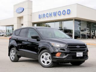 New 2019 Ford Escape S GREAT VALUE! SYNC | REAR CAMERA for sale in Winnipeg, MB